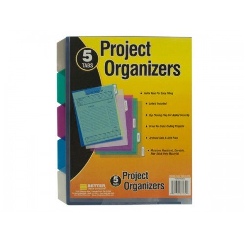 Colored Poly Project Organizers