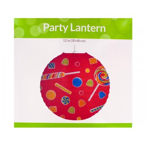 Sugar Buzz Party Lantern