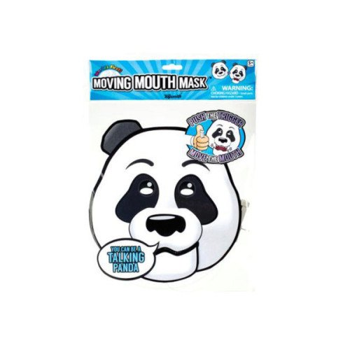 Talking Headz Animal Moving Mouth Mask