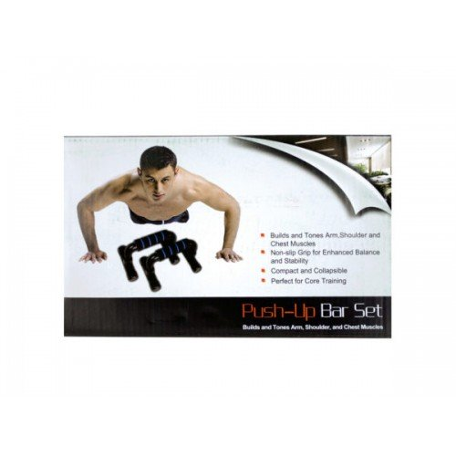 Push-Up Bar Set with Non-Slip Grips