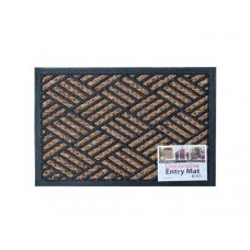 Decorative Weather-Resistant Entry Mat