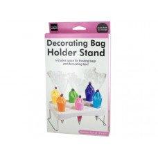 Cake Decorating Bag Holder Stand