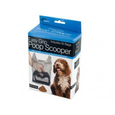 Easy Grip Poop Scooper with Bags