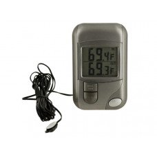 Indoor Outdoor Thermometer with Stand