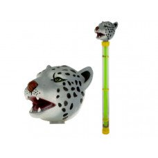 Snow Leopard Noise Tube Toy