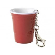 Red Cup Living Keychain