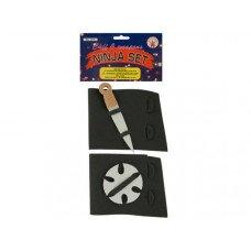 Ninja Weapon Cuffs Set