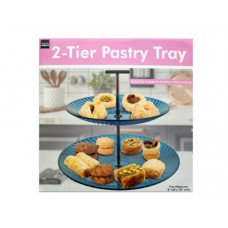 2-Tier Pastry Tray