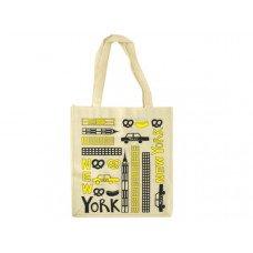 New York Multi-Purpose Tote Bag