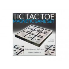 Tic Tac Toe Magnetic Game Set