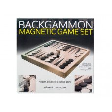 Backgammon Magnetic Game Set