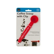Coffee Scoop with Bag Clip