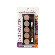 Colormates Copper Shimmer Metallic Eye Shadow Compact