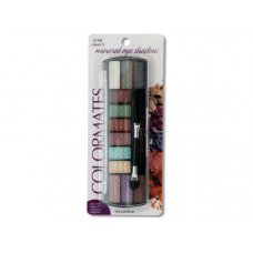 Colormates Classic II Mineral Eye Shadow Palette