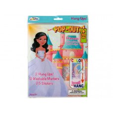 Princess Pop-Outz Hang Ups Activity Set