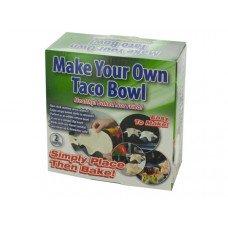 Make Your Own Taco Bowl Set