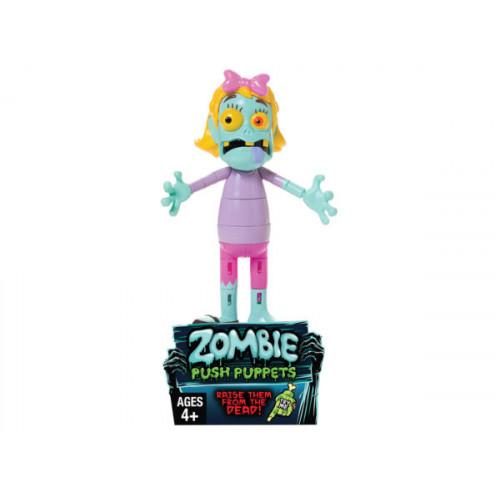 Zombie Girl Push Puppet