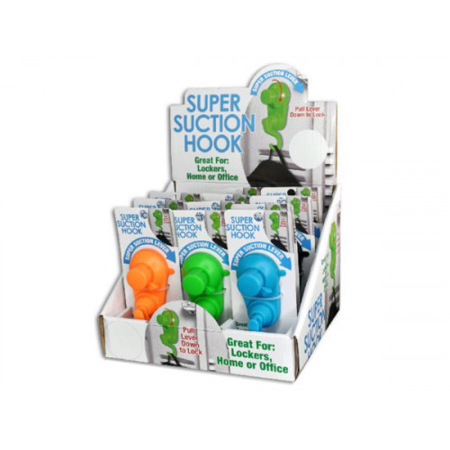 Super Suction Hook Countertop Display