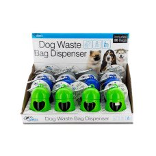 Dog Waste Bag Dispenser Countertop Display
