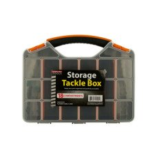 Storage Tackle Box with 18 Compartments