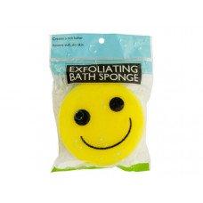 Emoticon Bath Sponge
