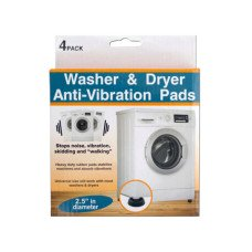 Washer & Dryer Anti-Vibration Pads Set
