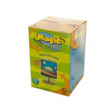 Groovy Cars Magic Spinning Lamp