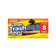 Large Trash Bags Set