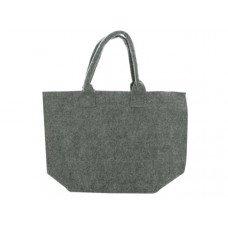 Feltables Charcoal Book Bag