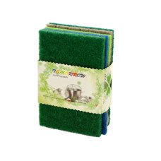 Multi-Purpose Scouring Pads Set