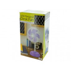 Classic Design USB Personal Desk Fan