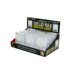 COB LED Bulb Switch Light Countertop Display