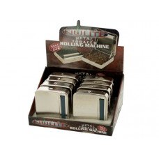Etched Cigarette Rolling Machine Countertop Display