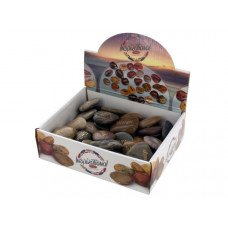 Decorative Inspirational Stones Countertop Display