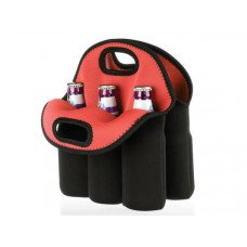 Six Pack Protective Bottle Carrier