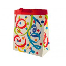 Party Streamers Large Gift Bag