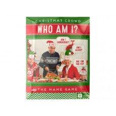 Christmas Crowd Who Am I? Name Game