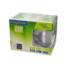 Soft White PAR30 Long-Neck Quartz Glass LED Flood Light Bulb