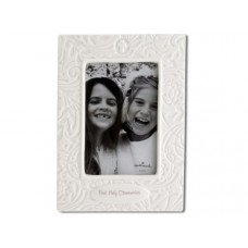 First Holy Communion Porcelain Photo Frame
