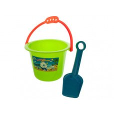 Colorful Sand Pail & Shovel Set