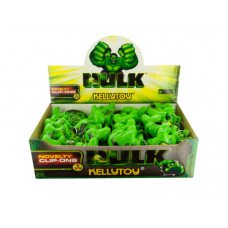 The Incredible Hulk Boxing Glove Keychain Countertop Display