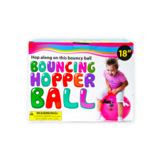 Bouncing Hopper Ball with Dog Design