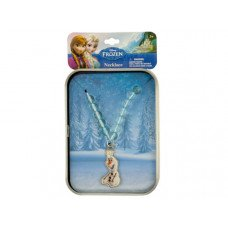 Disney Frozen Olaf Beaded Necklace in Reusable Tin