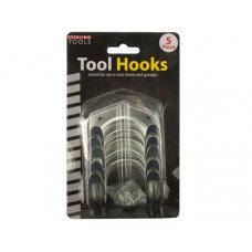 Multi-Purpose Metal Tool Hooks