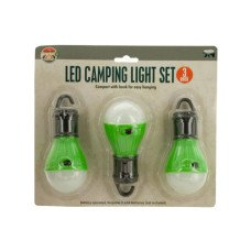 LED Hanging Camping Light Set