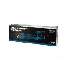 2 Pound Adjustable Ankle/Wrist Weights
