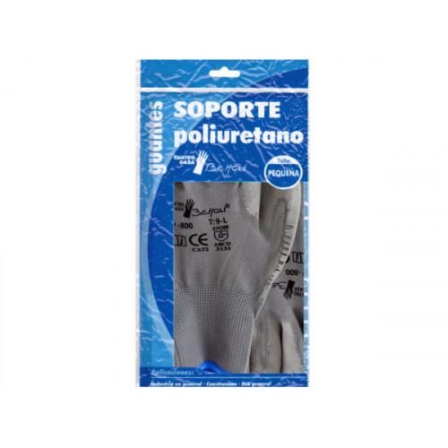 Small Polyurethane Coated Work Gloves