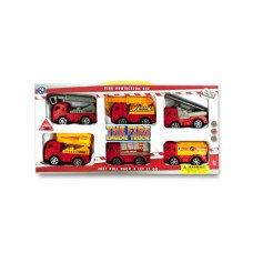 Fire Engine Truck Set