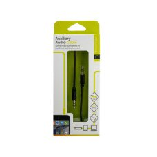iessentials Black Auxiliary Audio Cable