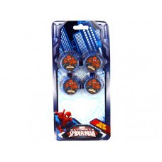 100 Count Spider-man Mini Cupcake Liners